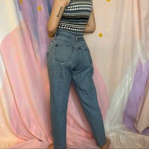 VINTAGE 1990s Guess Button Fly High Waist Jeans